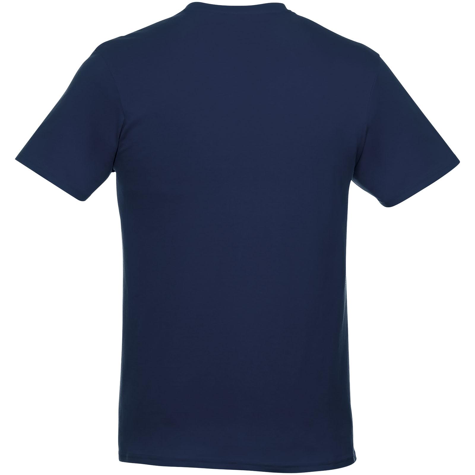 Marineblå t skjorte mkrage | Wheat | T skjorter kortermet