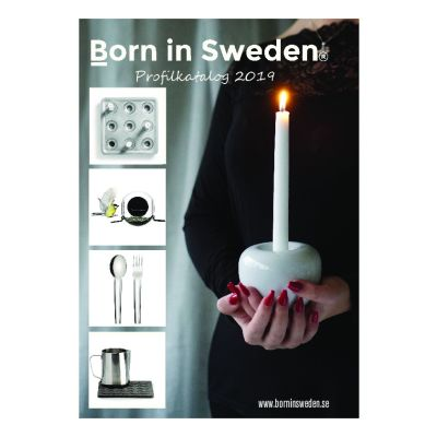 Born in Sweden