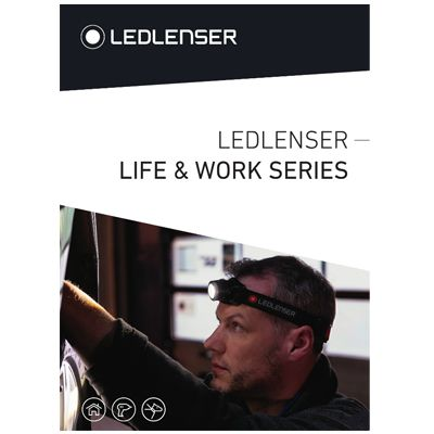 LedLenser Life & Works series