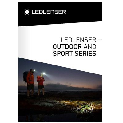 LedLenser Outdoor & Sport series