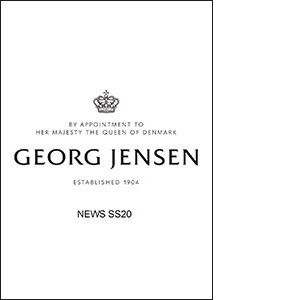 Georg Jensen news 20202