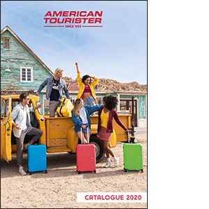 American Tourister 2020