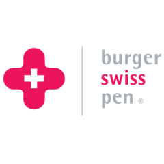 Burger Swiss Pen